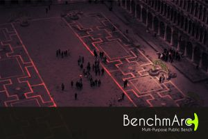 BenchmArc-Public Bench Design2 by Yabbus23