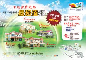KSL property leaflet by GraphIcatZ