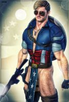 Steve Rogers - Super Soldier Variant by Biako06