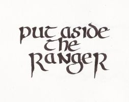Put Aside The Ranger by Redi3aron