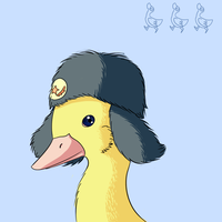 Fancy Duck by DoktorGilda
