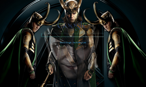 Loki Google Background by Witty-Allowishus