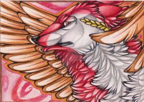 .:Killslay:. ACEO by sapphire-shadows