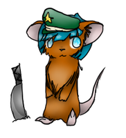:TFM: My mouse, Karantaa by galaxaes
