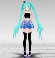 TDA Miku edit MMD download by Reon046