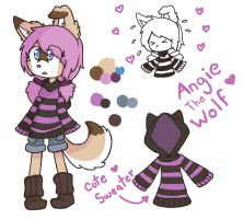 Angie (REF) by Nickri-P