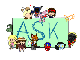 Ask us! by DummyHeart
