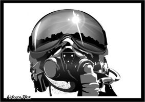 airforce pilot by peterm13