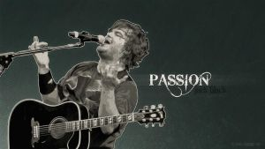 Passion - Jack Black - Wallpaper by Dead-Standing-Tree