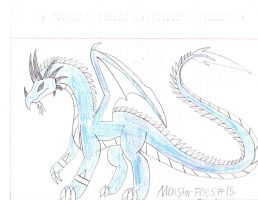 Monster Files #15. Dragon by ScarletSpike