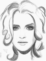 Rachel Weisz by under-the-illusion