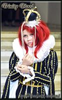 cosplay Trinity Blood Esther by NakagoinKuto