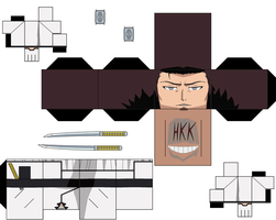 Coyote Starrk by hollowkingking