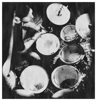 Drums and blues by snuffkin