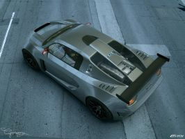 Audi OniX Concept v2-12 by cipriany