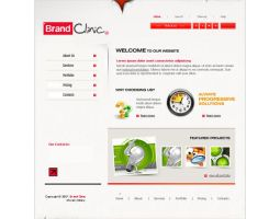 Brand Clinic by umer2001