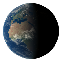 EARTH PNG 2 by VanKaiser