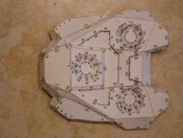Master Chief hand plate by MasterChief42283