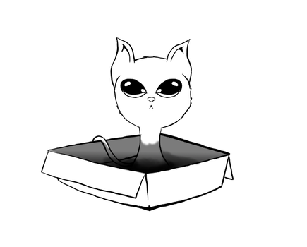 Day 26: box by goombablood