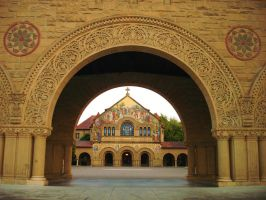 Stanford by LookUpNotDown
