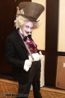 Mad Hatter 1 by Insane-Pencil