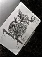 Owl by Frontside92