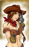 Cowgirl Up by savey7