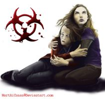 28 weeks later -painted- by MartAiConan