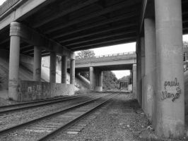 Concrete Canopy by ShadeofGray