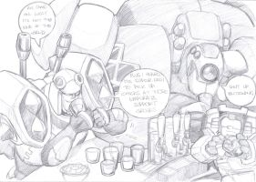 blitzwing and lugnut scribbles by prisonsuit-rabbitman