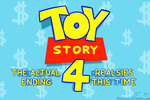Toy Story 4 Logo by SketchinEtch