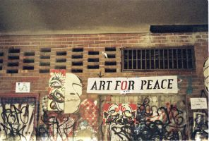 Art For Peace by guthriearlo