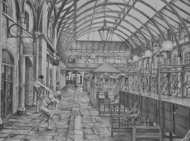 Covent garden 2012 by undercoversketch
