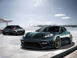 Mansory Porsche Panamera by TheCarloos