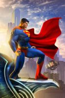 Superman Film Partial Revised Draft by Dkalban