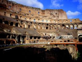 Colosseum, Rome by The--Dark--Knight