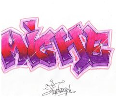 """""""Miche"""". by Kaypearl"""