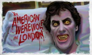 An American Werewolf in London by DanieleRedRossini
