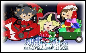 Merry Christmas 2008 by Bayleef-