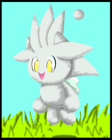 .-:Silver chao:-. by Ze6