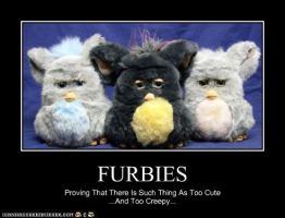 Furbies by Cats-Eye-93