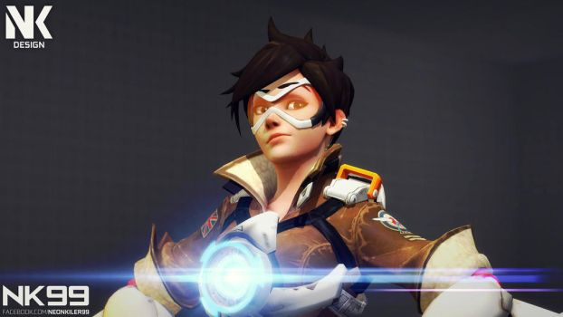Tracer OW gmod by neonkiler99