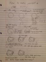 How to Make Yourself a Chibi Kitty Pg. 1 by Jestloo