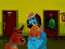 Huck a Scoob by Makinita