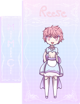 {MMC} Reese by Thestar78956