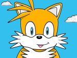 Tails looking at you by tails4evr