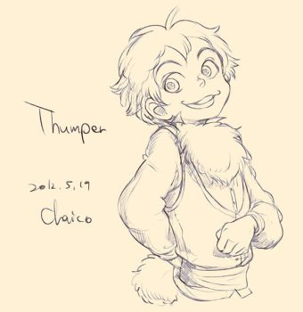 Thumper by chacckco