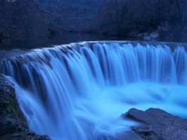 Cotton waterfall by vttiste
