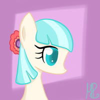 Coco Pommel by MaryPonyArtist