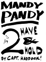 Mandy Pandy Returns - 2 by joshthecartoonguy